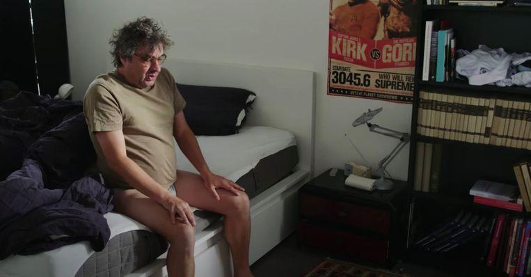 Frank Lammers in Groeten van Gerrie. Beeld