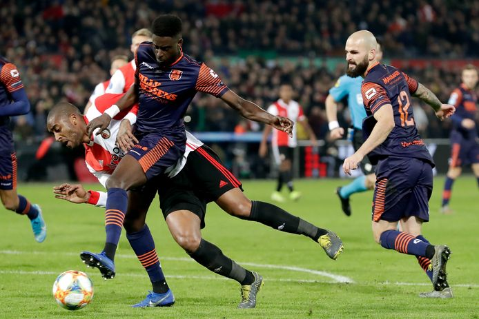 Maatsen maakte de 0-1 voor RKC.