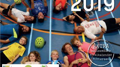 Gemeente en OCMW lanceren samen nieuwe jaarkalender