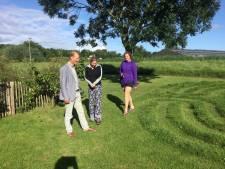 Landelijk gevoel middenin de drukke stad: 'Sociale karakter van een tuin vind ik prachtig'