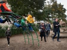 Omstreden Nijmeegs speelveld De Buut mag voorlopig open blijven, maar goaltjes moeten weg