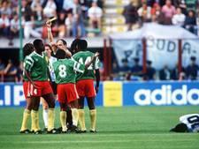 Dader 'smerigste WK-tackle ooit' overleden