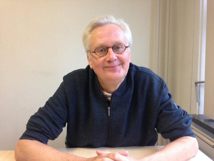 Albert de Vos, initiatiefnemer van 'Huiskamer van ZierikC'