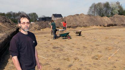 Opgravingen leggen nederzetting uit ijzertijd bloot