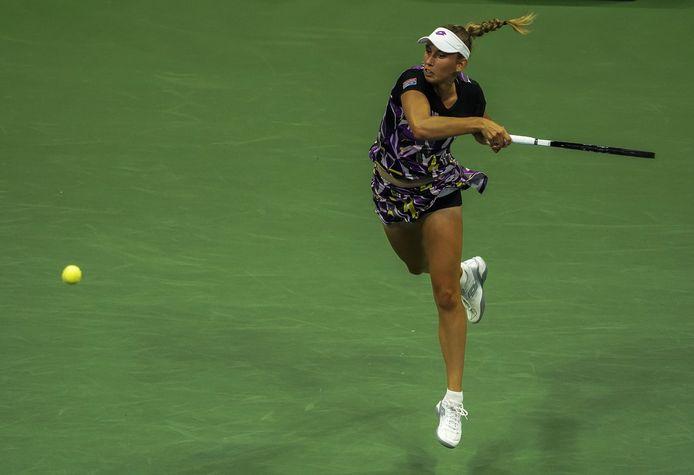 Elise Mertens a dominé Hsieh Su-Wei en deux temps.