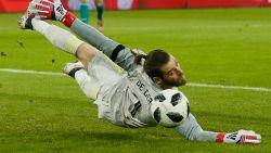 De beste doelman van het moment? De Gea pakt uit met schitterende parades tegen Duitsland