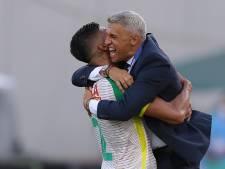 Hernán Crespo verovert eerste prijs als coach