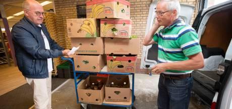 Steeds drukker bij de voedselbank in Rijen