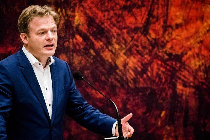 Pieter Omtzigt van het CDA is een van de Tweede Kamerleden uit Oost-Nederland die aandacht vraagt voor de ongelijke verdeling van landelijk geld.