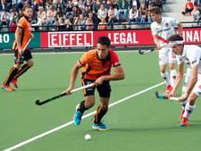 Mannen Oranje-Rood vrijdag in Den Haag op jacht naar eerste winst