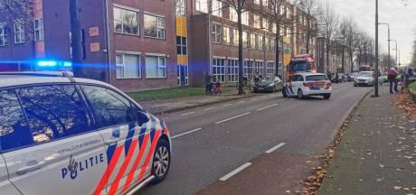 Meerdere gewonden bij zware crash in Amersfoort, traumaheli geland