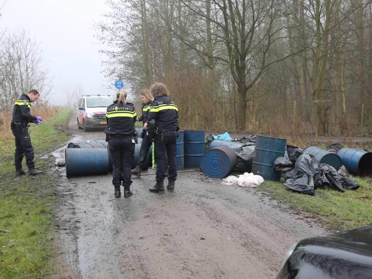 West-Brabantse drugscriminelen wisselen jerrycan in voor oliedrums: 'Nieuwe tak van sport'