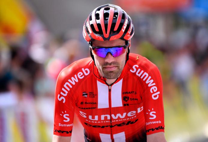 Tom Dumoulin verruilt Team Sunweb voor Jumbo-Visma.