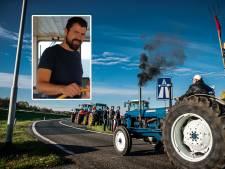Boer Rence uit Espel: 'Actie Agractie is vriendelijk, maar onvrede neemt toe'