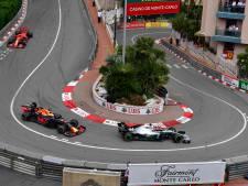 Ultieme poging van Verstappen om Hamilton voorbij te gaan
