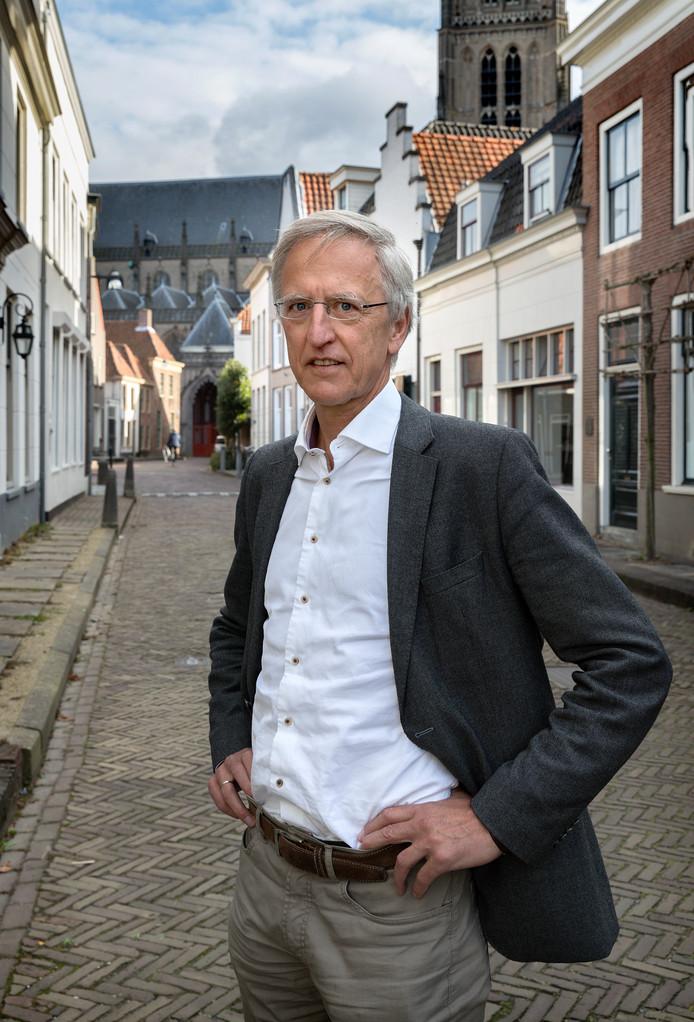 Leen van Leersum, voorzitter van de Adviesraad Sociaal Domein.
