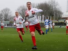 Overzicht | Kozakken Boys worstelt zich langs tien man van De Treffers, RFC blijft steken op gelijkspel