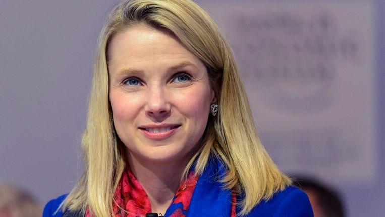 Ceo Marissa Mayer verlaat na de overname Yahoo.