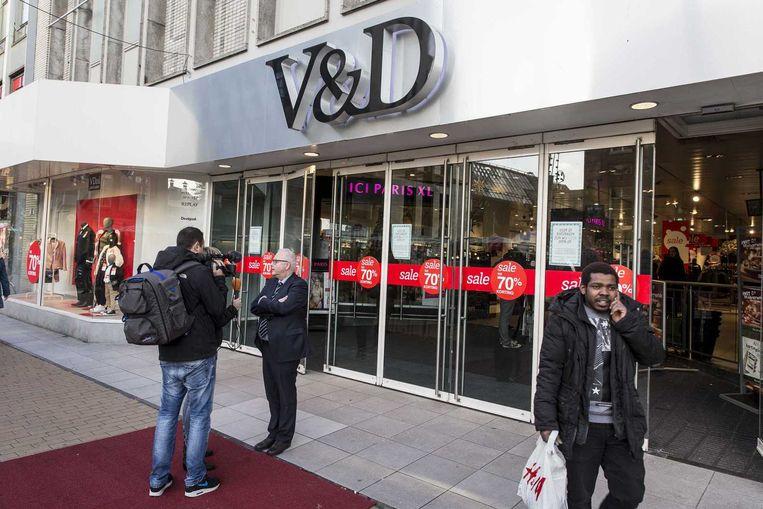 De V&D in Groningen. Beeld ANP