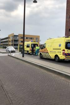 Auto schept oudere vrouw in Zeewolde