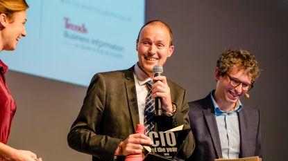 Erwin Verstraelen van Havenbedrijf is CIO of the Year