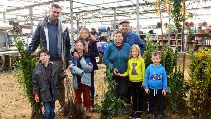 Gemeente zorgt via subsidie voor meer bomen en planten
