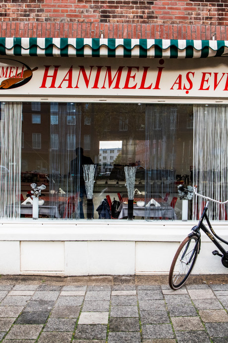 Hanimeli as Evi is een Turkse parel op Zuid