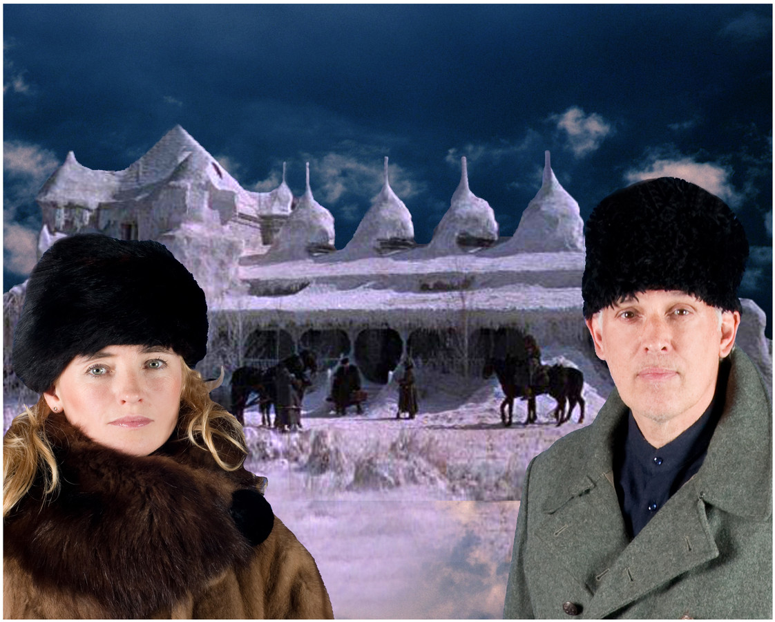 Dr. Zhivago, met Hans Visser & Irena Filippova