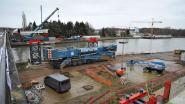 Werken aan Liersebaan in Massenhoven voorzichtig hervat