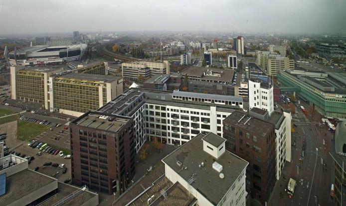 Uitzicht vanuit De Admirant. foto's René Manders/fotomeulenhof