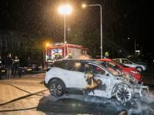 Ondanks recente arrestaties weer een autobrand in Arnhem