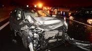 Noodweer verrast automobilisten op E403: twee ongevallen op amper paar honderd meter van elkaar