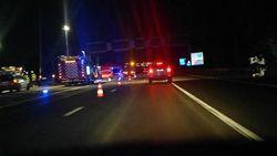 Twee doden en zwaargewonde bij zwaar ongeval in Zwijnaarde