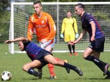 17-jarige scheidsrechter probleemwedstrijd Breda: 'Het ligt niet aan mij maar aan Hoge Vucht'
