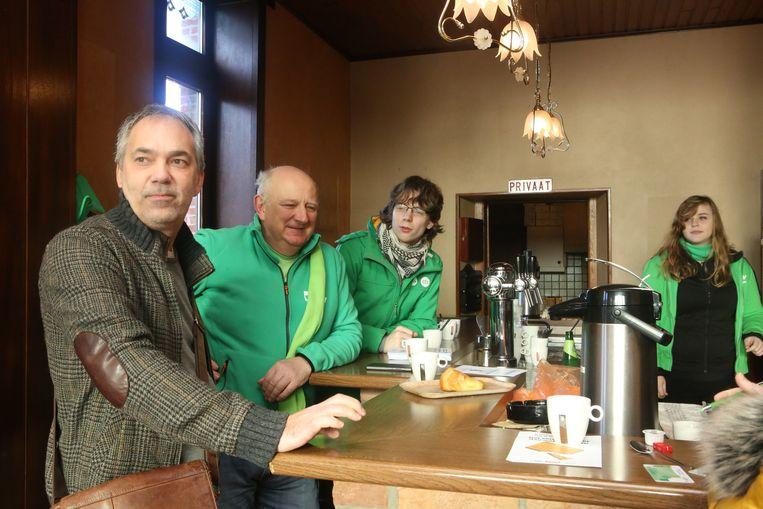 In 't Trepke werd een pop-up solidariteitscafé opgericht door ACV.