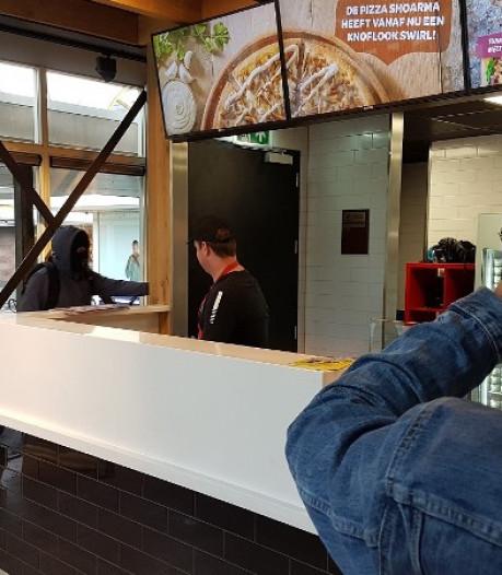 Politie toont reconstructie van gewapende overval op pizzeria Heihoek Oss