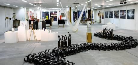 Ateliers Hooisteeg en Museum voor Hedendaagse Kunst open tijdens Kunstweekeind in Waalwijk