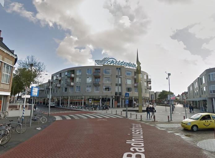 Het ABC-complex aan het Scheldeplein in Vlissingen.