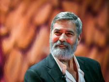 Clooney: 'Kort voor de opnamen vertelde Felicity mij dat ze zwanger was'