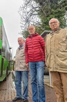 Bus na 15 jaar ineens weg uit Hoogmade: 'Raar, want het gaat al die tijd al goed'