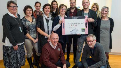 Niels Albert Bike Store doneert 2.000 euro