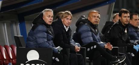 Willem II-coach Adrie Koster: 'Vooral heel belangrijke punten gepakt'