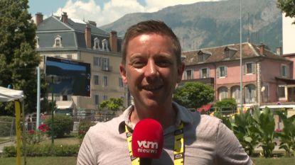 """Vandaag misschien laatste kans voor de Belgen in Tour: """"Iets voor vluchters"""""""