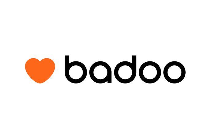 Logo van de datingapp Badoo.