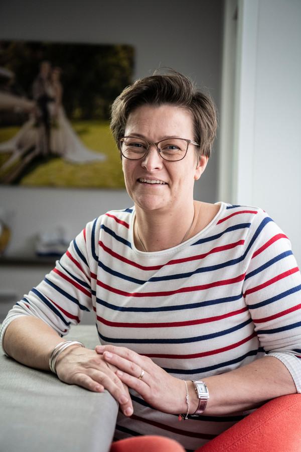 Caroliene van Susante (36) kreeg zes jaar geleden borstkanker.