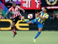 Eredivisiedroom TOP valt in duigen, Sparta is maatje te groot in play-offs