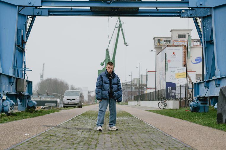 Dyce is een hit op de sociale media. Een Russische influencer pikte het talent uit Leuven op met een half miljoen views tot gevolg.