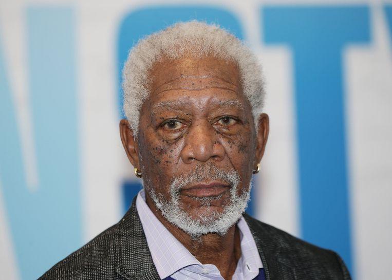 Morgan Freeman wordt beschuldigd van seksueel ongewenst gedrag.