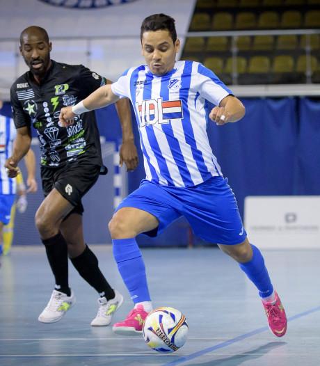 Allereerste Benecup lonkt voor zaalvoetballers FC Eindhoven