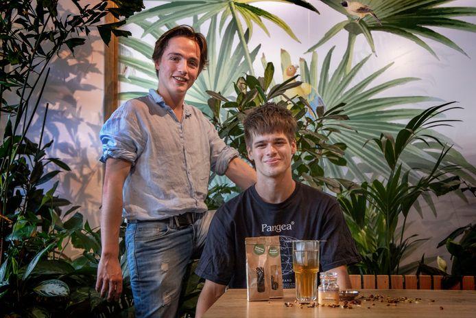 Teun Holtman (links) en Pim de Rijke van Sometea.